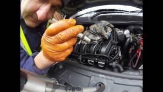 ЧАСТЬ 9 Как проверить клапан фазорегулятора Renault Megane ll