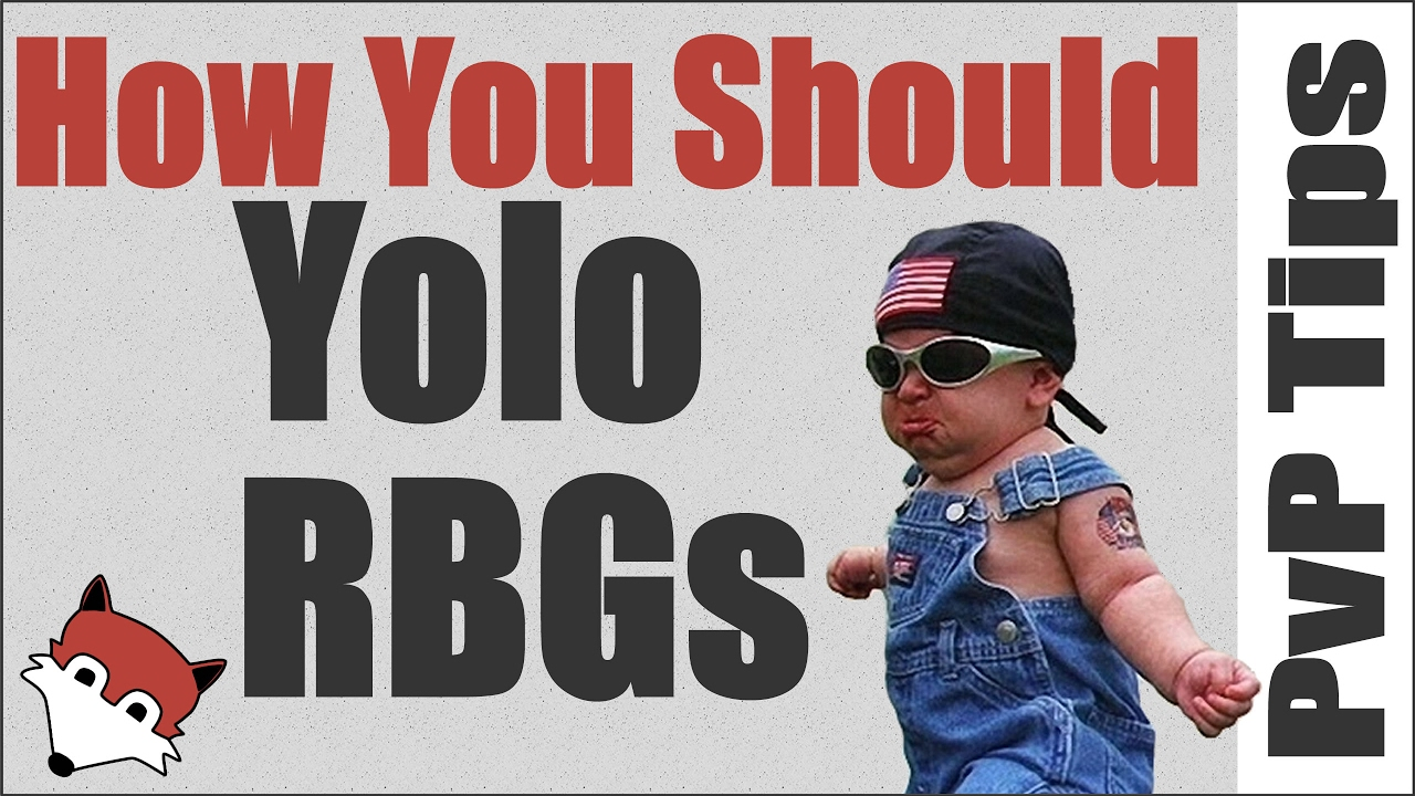 How to YOLO advise
