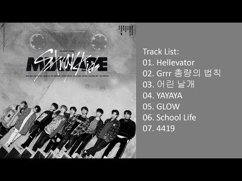 [Full Album] Stray Kids – Mixtape (Mini Album)