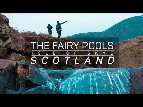 The Fairy Pools in Isle of Skye, Scotland! (Sony RX100IV, Slog2)