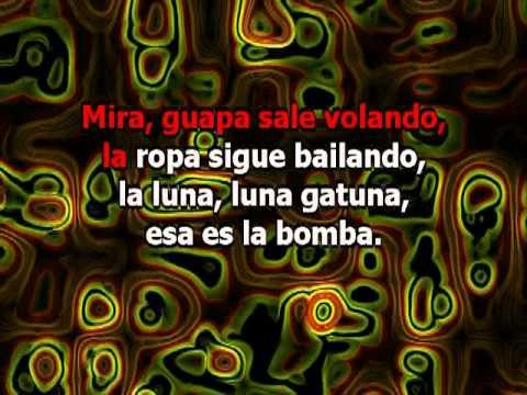 Ricky Martin – La Bomba (karaoke)