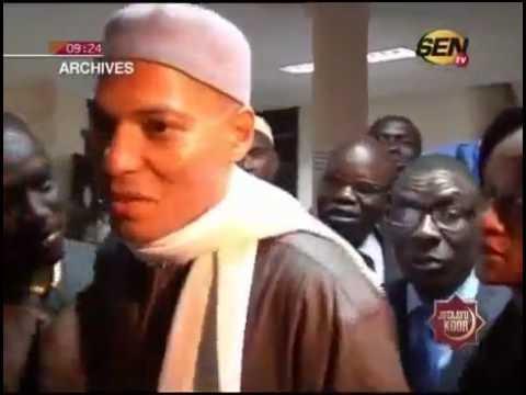 Libération de Karim Wade - Ndiaye Doss en parle...