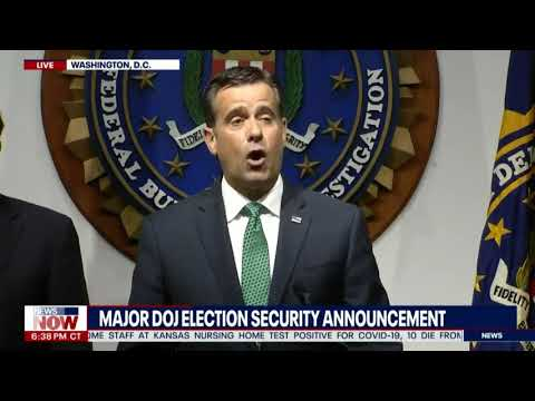 MUST WATCH: Major FBI Bust In 2020 Election Security