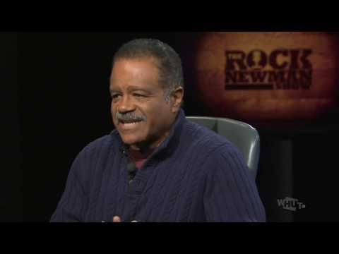 Ted Lange on The Rock Newman