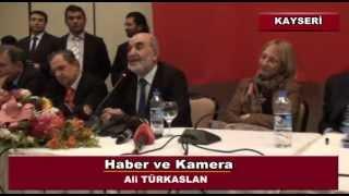 KAYSERİ AKİL İNSANLARA STK'LARDAN SERT TEPKİ HİLTON 2