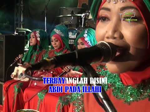 Qasidah Terbaru dan Terbaik ELMUNA PANGGILAN HAJI lirik