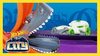 Download DRAVEN STRIKES GOLD! | Hot Wheels City | Hot Wheels Mp3 and Videos