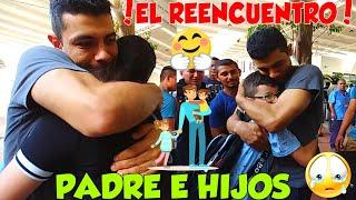 ASÍ RECIBIIMOS A EMELY Y GUSTAVO🤗 Despues de un año de su ausencia en El Salvador. Parte 7