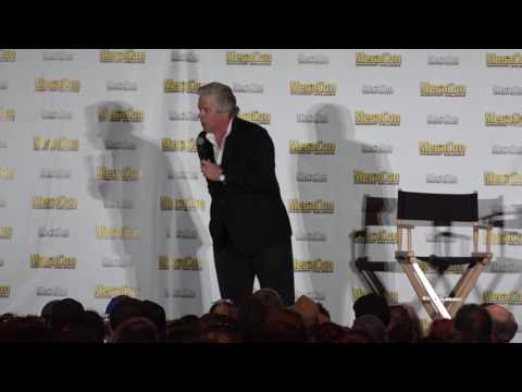 Back to the Future Star Tom Wilson Q&A at Megacon 2017
