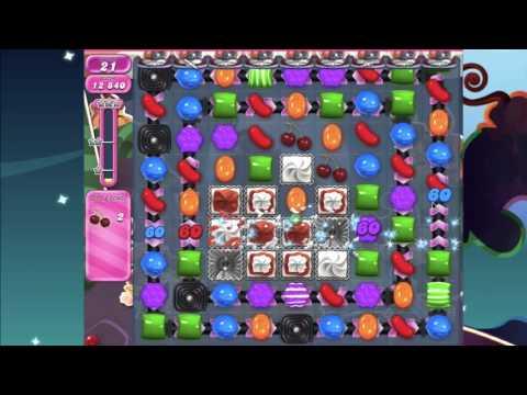 Candy Crush Saga Level 1306  No Booster