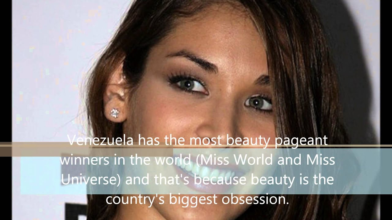 Which country has the beautiful ladies in the world