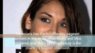TOP 10 Country with most beautiful women-2014