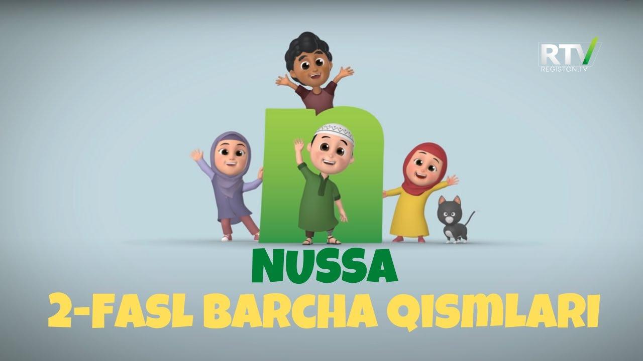 Download NUSSA 2 - FASL TO'LIQ   NUSSA 2 @REGISTON TV