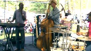 Idlewild, Mi. Jazz and Blues Fest Meeks Park - Dexter Sims Bass - Stolen Moments - Oliver Nelson
