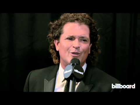 Carlos Vives: 2014 Billboard Latin Music Awards Backstage Interview