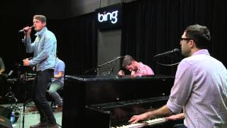 Keane - Silenced By The Night (Bing Lounge)