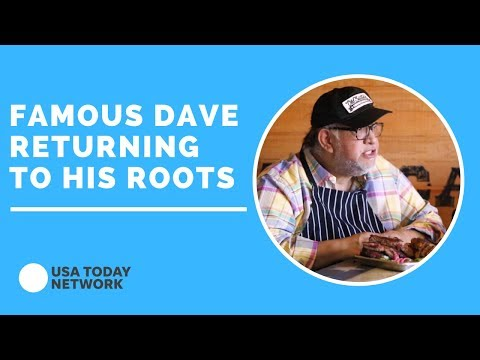 Famous Dave Returning to His Roots