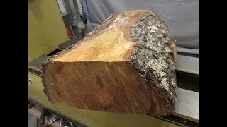 A Just-in-time Woodturning