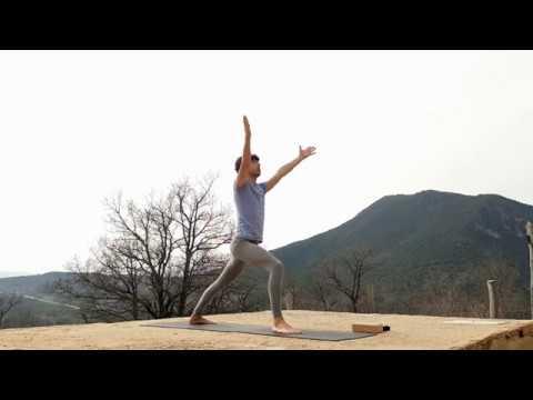 primera serie de ashtanga yoga primera mitad  youtube