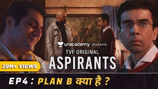 TVF's Aspirants | Web Series | Episode 4 | Plan B Kya Hai?