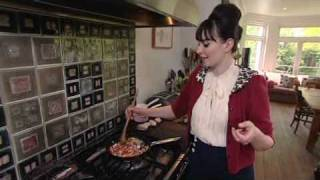 Tuna & caponata salad recipe by Gizzi Erskine