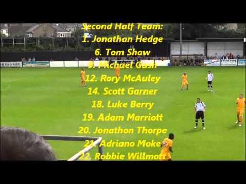 Cambridge City 1 - 3 Cambridge United