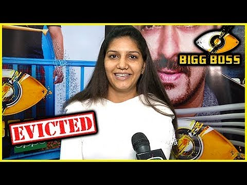 Sapna Choudhary Exclusive Interview | Bigg Boss 11 Eviction
