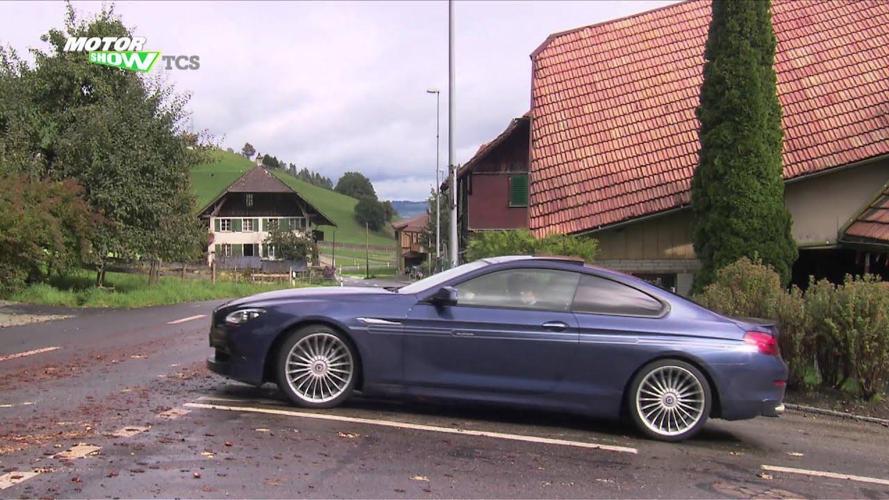 BMW Alpina B6 2.8 (E21) Quick look - YouTube
