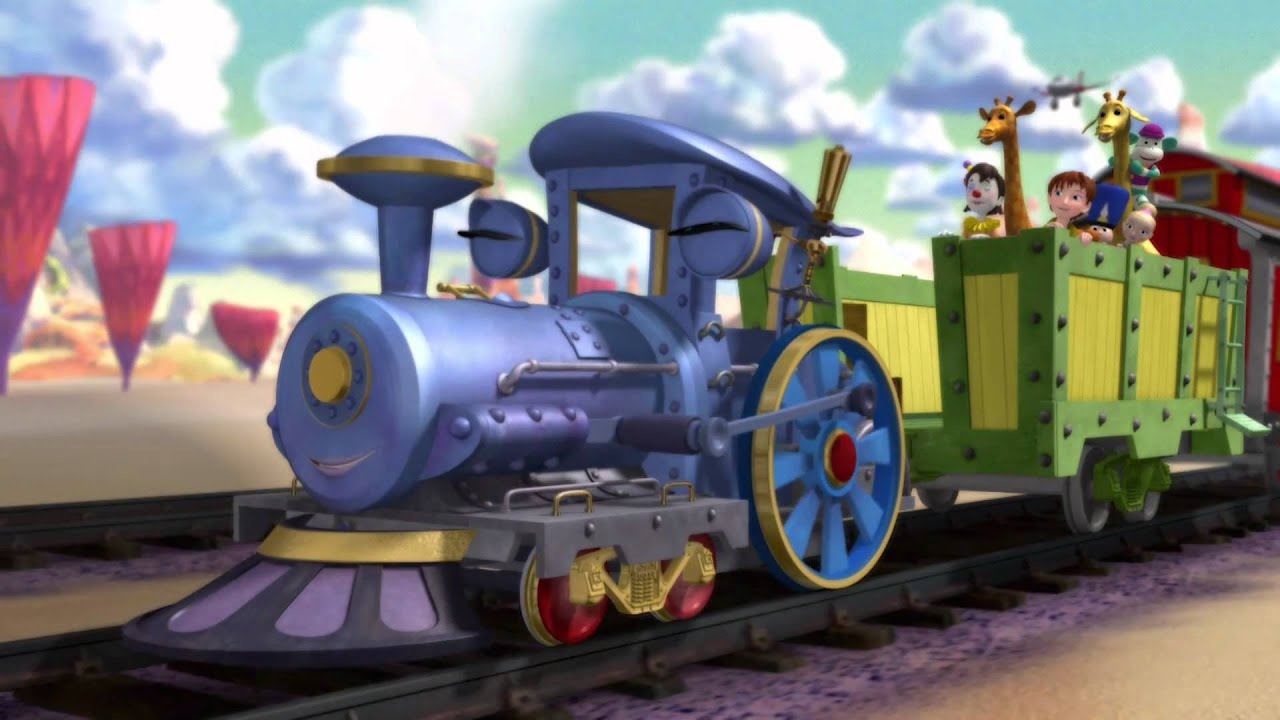 The Little Engine That Could Party Supplies and Favors |Little Blue Engine That Could