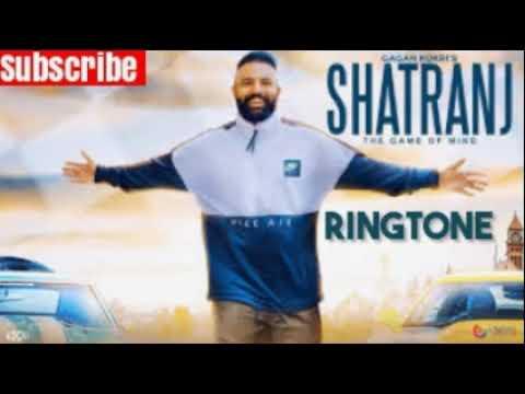 Gagan Kokri Ringtone | Shatranj Ringtone |  Rahul Dutta Punjabi Ringtone 2018