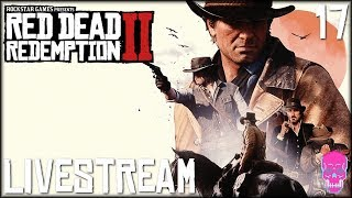 Red Dead Redemption 2 | PART 17 | LIVESTREAM