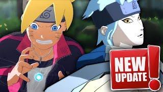 NEW Mitsuki & Boruto GAMEPLAY! Road To Boruto DEMO Reaction! Naruto Ultimate Ninja Storm 4