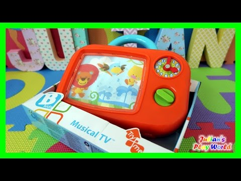 B Kids Musical TV | Baby Toy Review | Julian's Play World