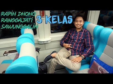 TRIP ESTAFET GREGET & GAK JELAS | Kehabisan Tiket Ls Ke Jakarta | Naik 3 KA dengan 3 Kelas Sekaligus