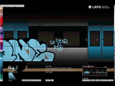 Virtual Graffiti 1