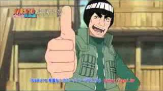 Naruto Shippuden Episode 219 Preview - HQ - Kakashi Hatake, The Hokage