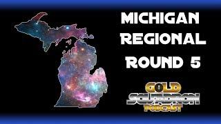 Mike Doyle and Tim Ralphs Round 5 Michigan Regional 3-10-18