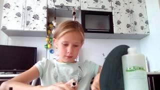 Как сделать стрелки с ложкой