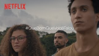 13 Reasons Why | #QueBomQueVocêFalou | Netflix