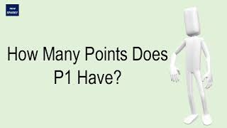 How Many Points Does P1 Have?
