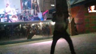 live performance of Breakout by Noble K & Goofy rhymes@ Laurel Hotel