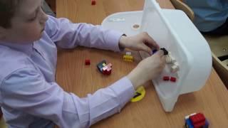 Отбор детей на Фестиваль Лего в школе 45