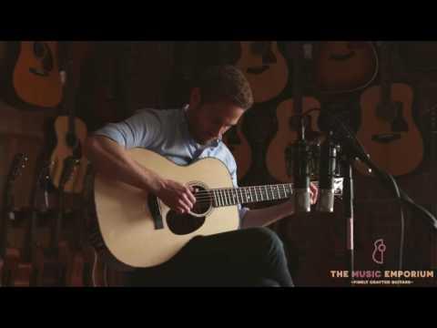Santa Cruz OM-42 Brazilian / Adirondack @ The Music Emporium