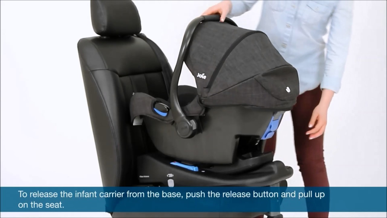Joie Isofix Base Uk Installation Guide For Joie Group Car Seat Smyths Toys