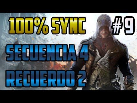 Assassin's Creed Unity / Secuencia 4 Recuerdo 2 / 100 % Sync / Español