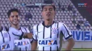 cruzeiro 3 x 5 corinthians semifinal copa do brasil sub 17 10 05 2016
