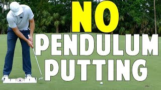 Why You DON'T Want a Pendulum Putting Stroke | 36/64 Rule