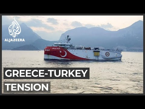 Greece-Turkey tension