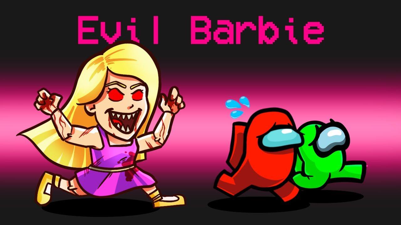 Download EVIL BARBIE Mod in Among Us!