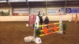 Anee Keller & Cassie - Silkeborg Rideklub | februar 2014